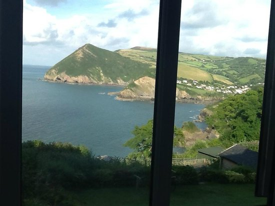 Sandy Cove Hotel: Lovely view from the room