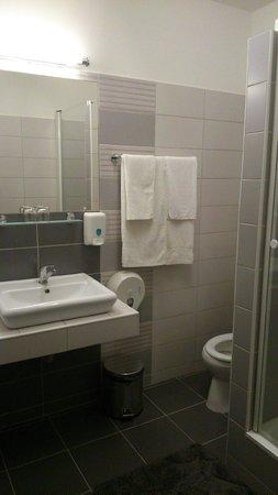 Motel Sheriff : Baño