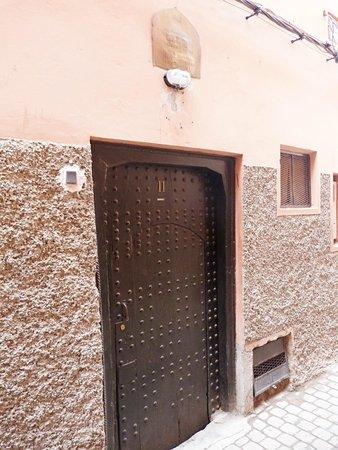 Entrata Riad Al Mansoura