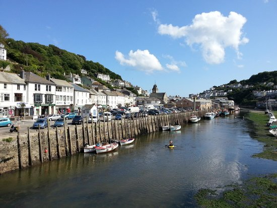 Polraen Country House Hotel: Looe Harbour