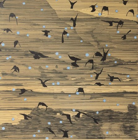Greenlane Gallery: Starling - Niall Naessan