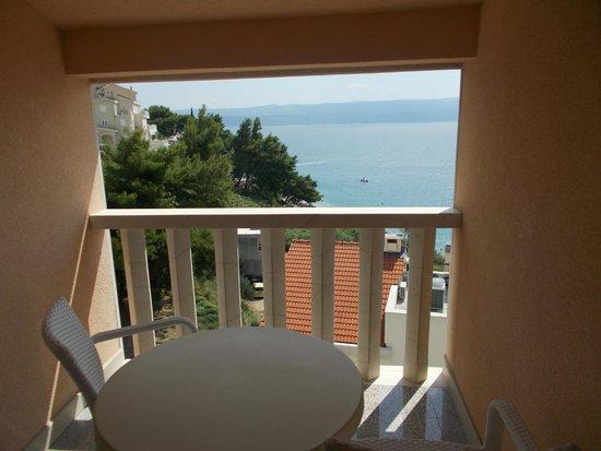 Villa MiraMar: camere a vista mare