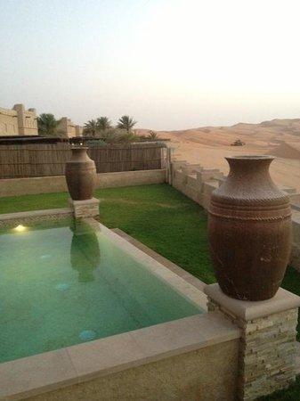Qasr Al Sarab Desert Resort by Anantara: Family 2 bedrooms Pool Villa