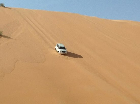 Qasr Al Sarab Desert Resort by Anantara: Desert Drives - Anantara Qasr