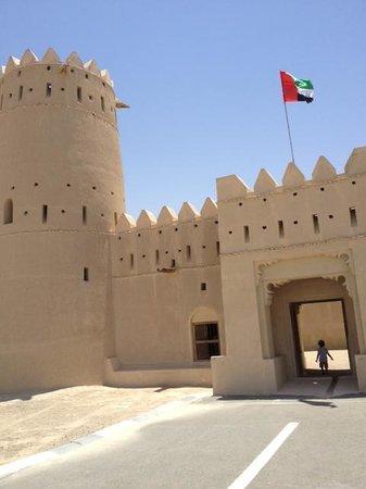 Qasr Al Sarab Desert Resort by Anantara: Liwa Fort - Desert Experience by Anantara