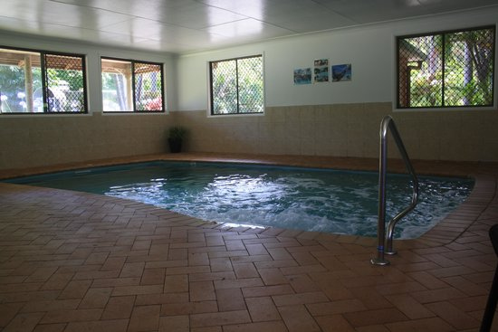 Paradise Palms: Indoor Heated Pool