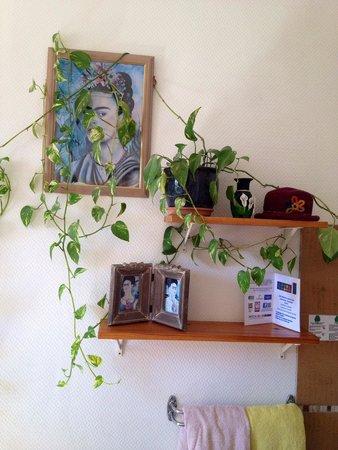 Hotel Wilson: Chambre frida khalo