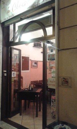 i Clementini : Locale da fuori