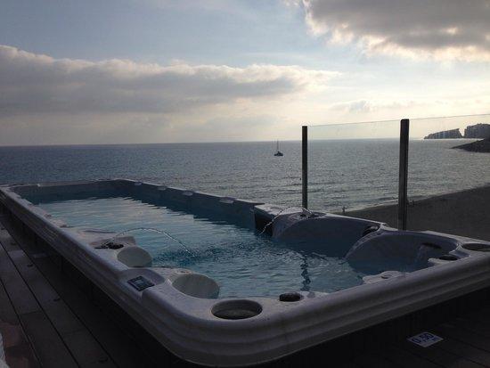 Viva Cala Mesquida Resort & Spa: Jacuzzi Time