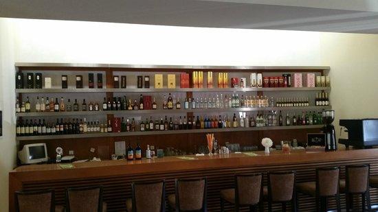 Santa Marina Plaza: Lobby bar