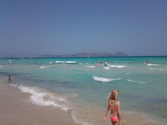 IBEROSTAR Albufera Playa : la plage