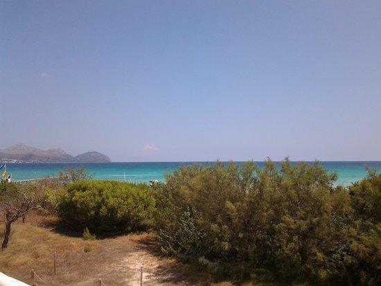 IBEROSTAR Albufera Playa : vue de la chambre
