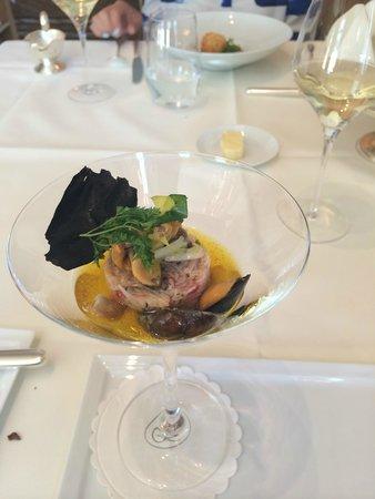 Fischers Fritz: Seafood cocktail