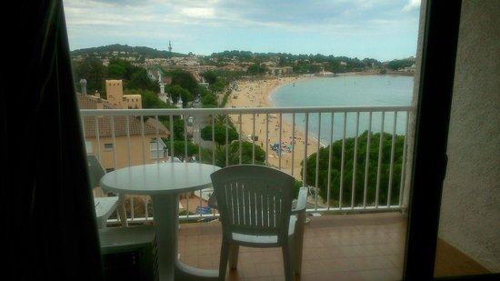 ILUNION Caleta Park: vistas al mar