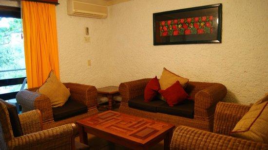 Hotel Ciudad Real Palenque: ingresso camera