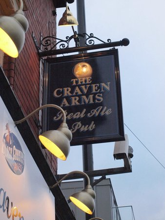 ‪The Craven Arms Birmingham‬