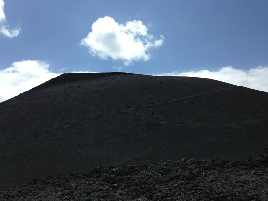 Hotel Villa Ducale: Etna landscape