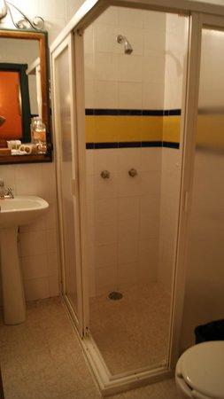 Hotel Ciudad Real Centro Historico: bagno