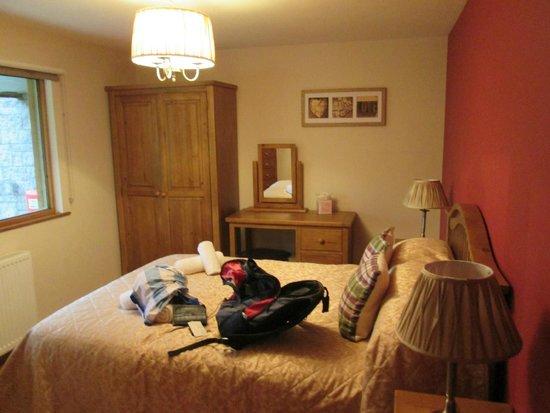 Wildside Highland Lodges: Master Bedroom