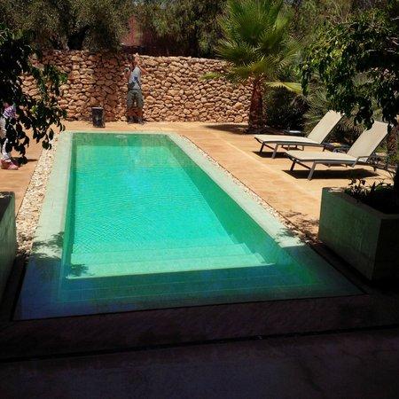 Hôtel Dar Sabra : villa