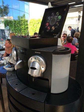 Protur Biomar Gran Hotel & Spa : Unlimited Nespresso!!