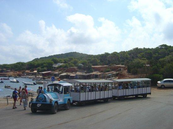 Ibiza Express Santa Eularia: Ibiza Express te acerca a las playas más espectaculares