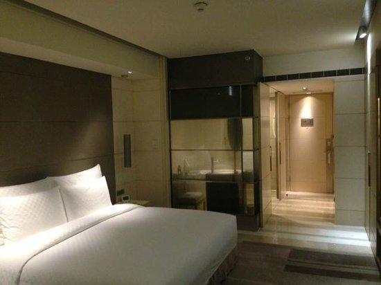Hotel Nikko Saigon: Room on Level 11