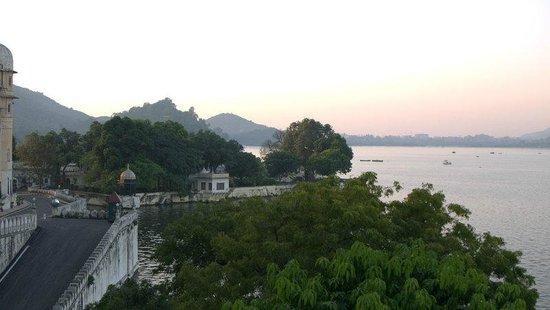 Shiv Niwas Palace: View