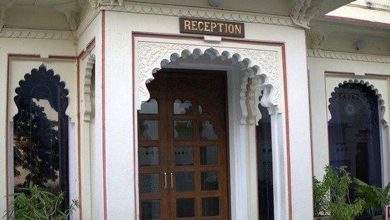 Shiv Niwas Palace: Reception