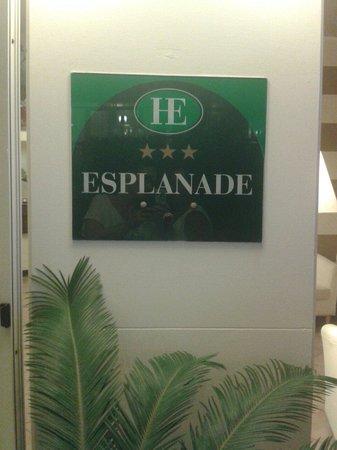 Hotel Esplanade: HE