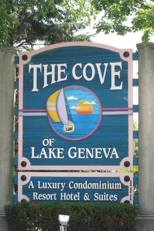 Cove of Lake Geneva : The Cove, Lake Geneva, Wisconsin