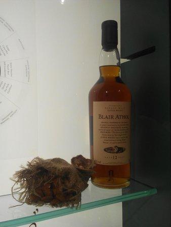Blair Athol Distillery: Whisky Blair Athol
