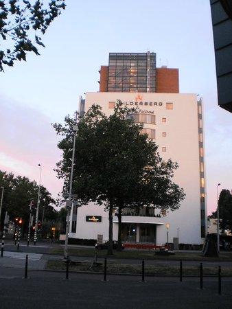 Bilderberg Parkhotel: from the street