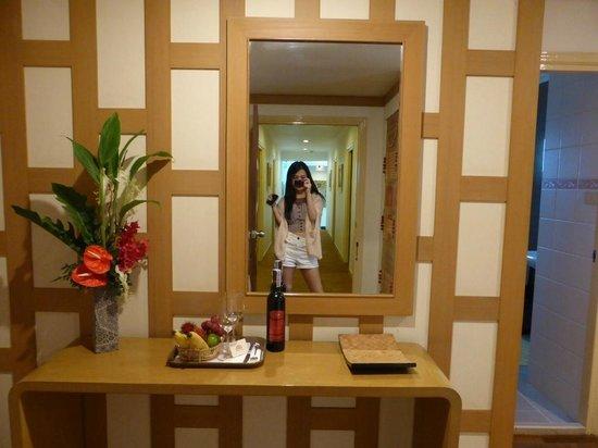 Tarntawan Place Hotel: 部屋