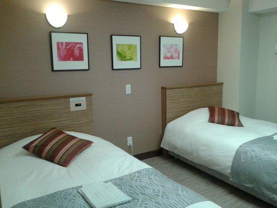 Kyoto Hana Hotel: Room