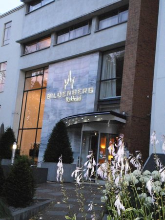 Bilderberg Parkhotel: entrance