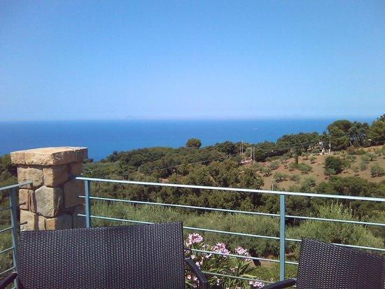 Terrazza sul mare - Picture of Agriturismo Cefalu, Cefalu ...