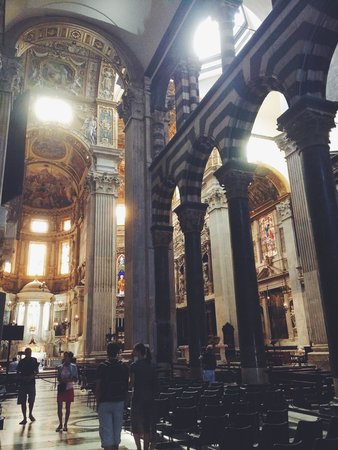 Cattedrale di San Lorenzo - Duomo di Genova : ��