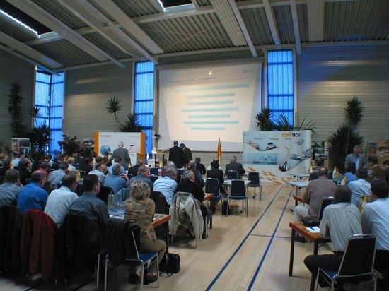 Landhotel am Rothenberg: Eventhalle als Seminarraum