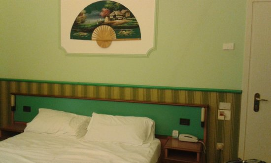 Hotel Dorica: Camera