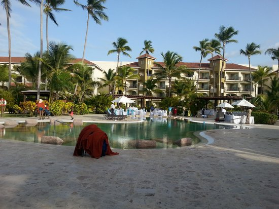 Now Larimar Punta Cana: Peaceful corner