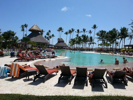 Now Larimar Punta Cana: Pool view