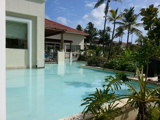 Now Larimar Punta Cana : Gardens