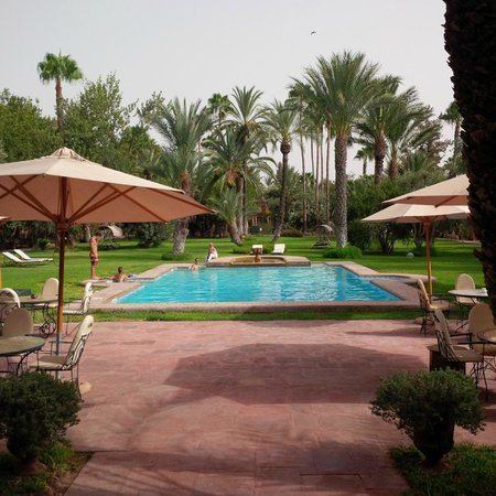 Dar Ayniwen Villa Hotel: piscine