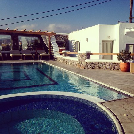 Damianos Hotel: Pool