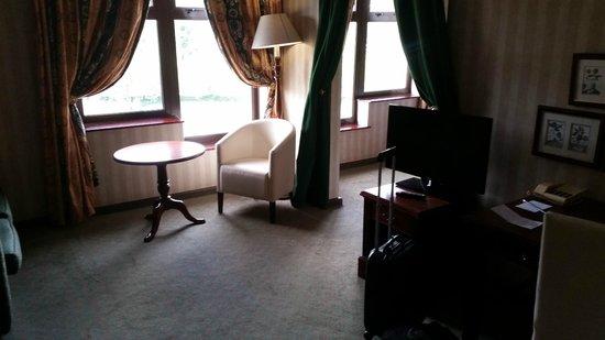Copthorne Hotel Cardiff-Caerdydd: Lounge