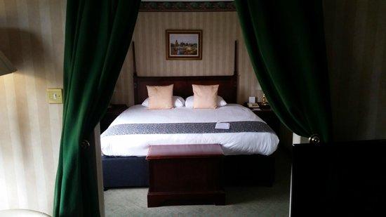 Copthorne Hotel Cardiff Caerdydd: Bed