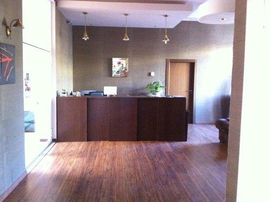 Hotel Ciudad del Renacimiento: Recepción