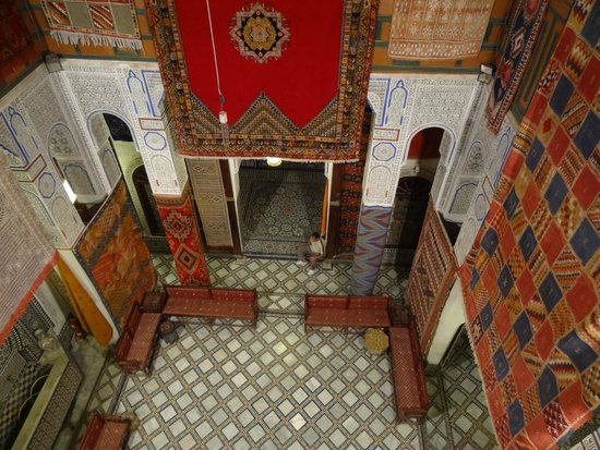 Dar Benhayoune Carpets