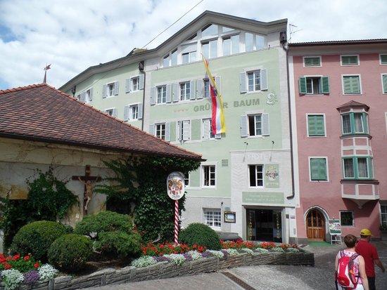 Hotel Gruner Baum : Hotel Grüner Baum in Brixen